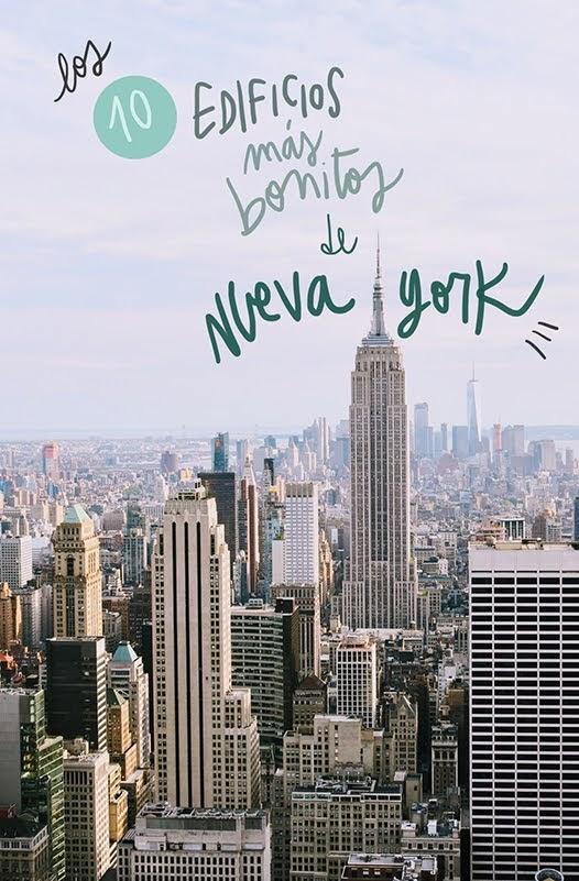 edificios más bonitos de Nueva York