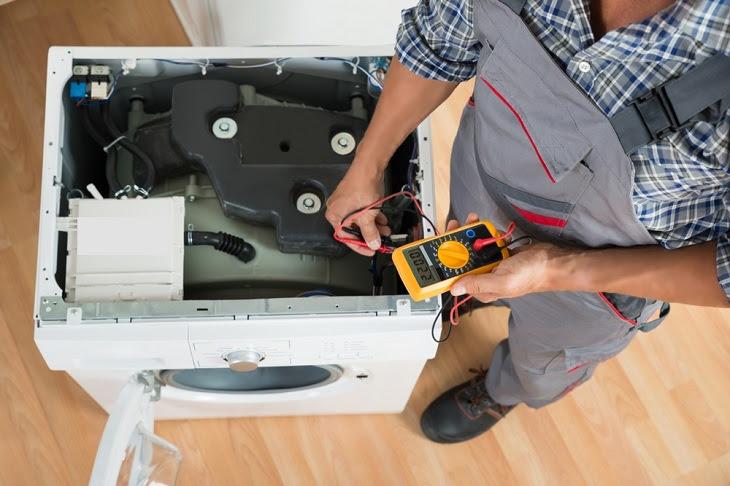 bi mạch máy giặt bị lỗi