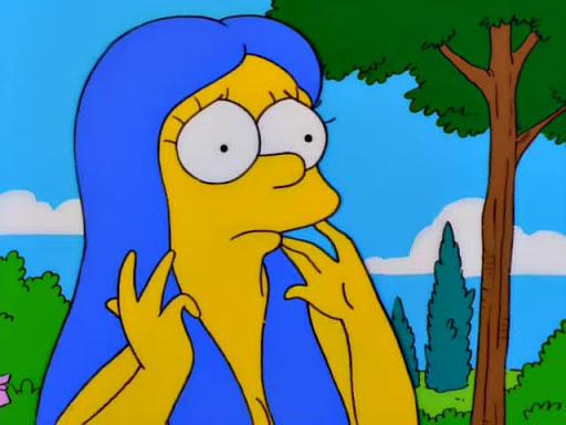 Los Simpsons 10x18 Historias de la biblia
