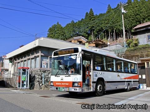 奈良交通「八木新宮線ツアー」 ・938 上野地にて_02