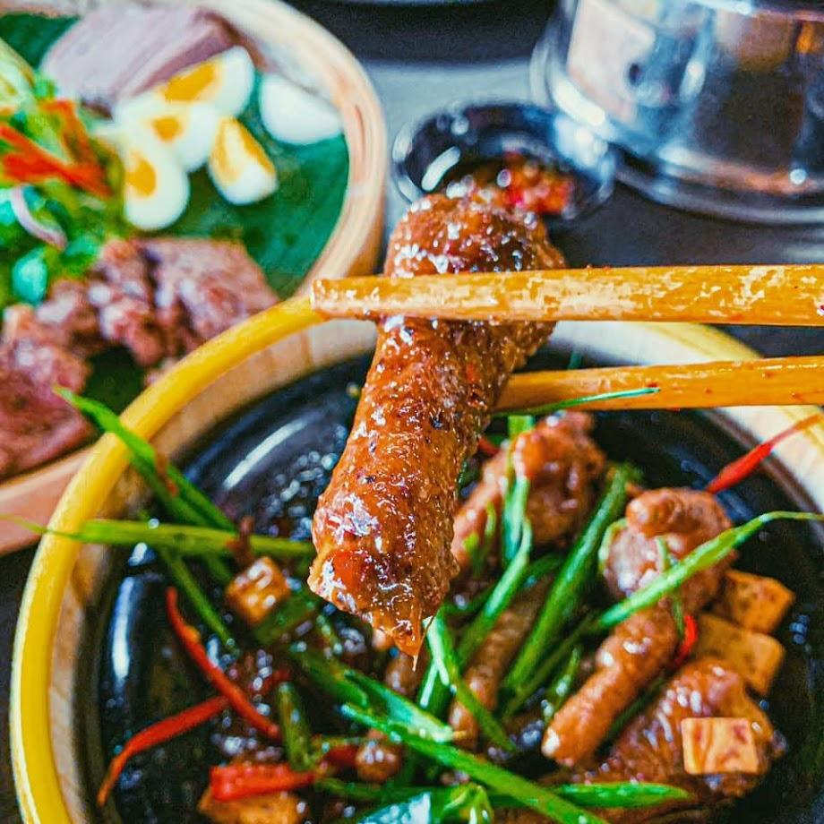 Chân gà tàu xì dầu Phổ Ngư ở Thành Thái quận 10