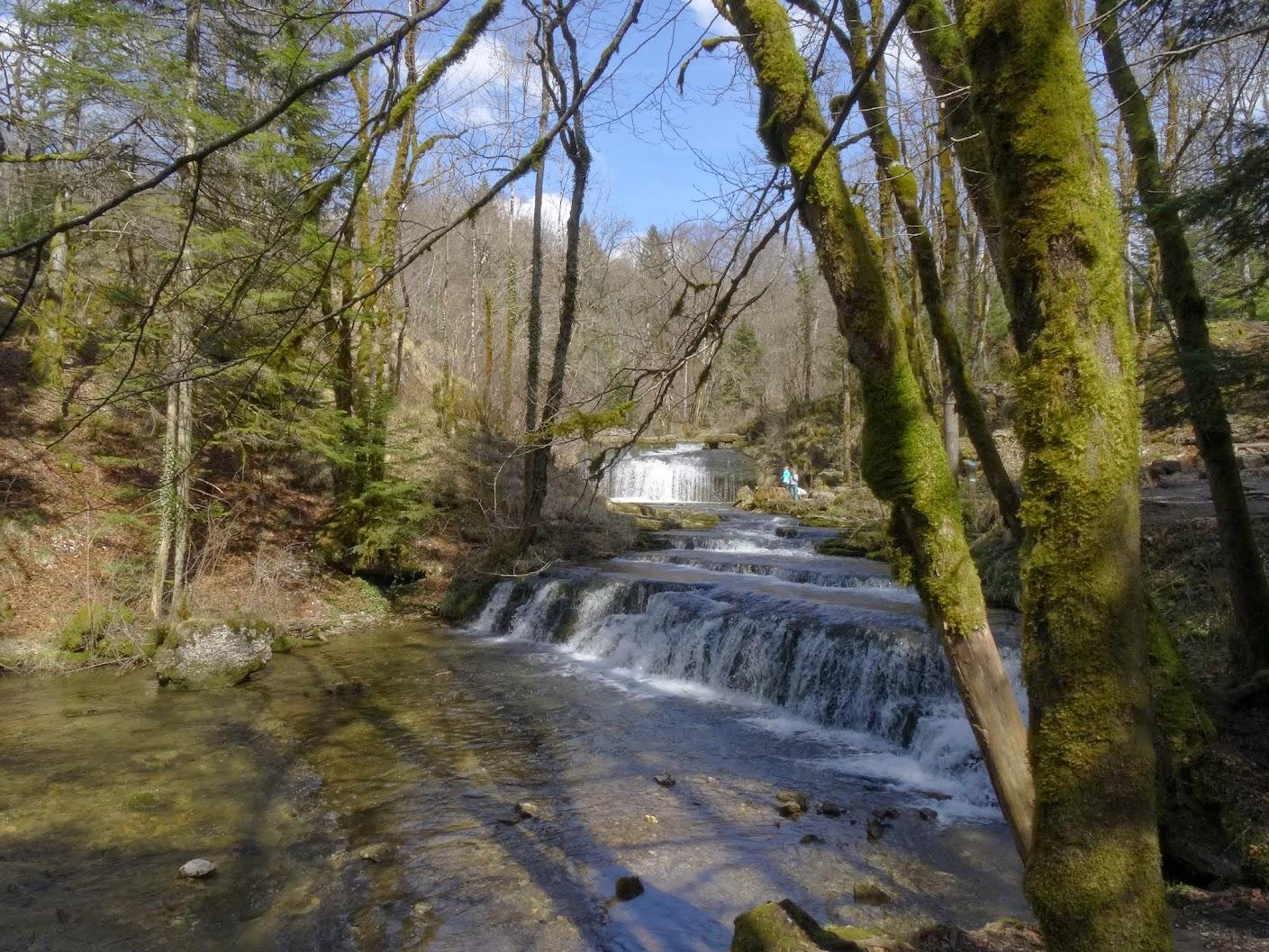Cascades de l'Hérisson