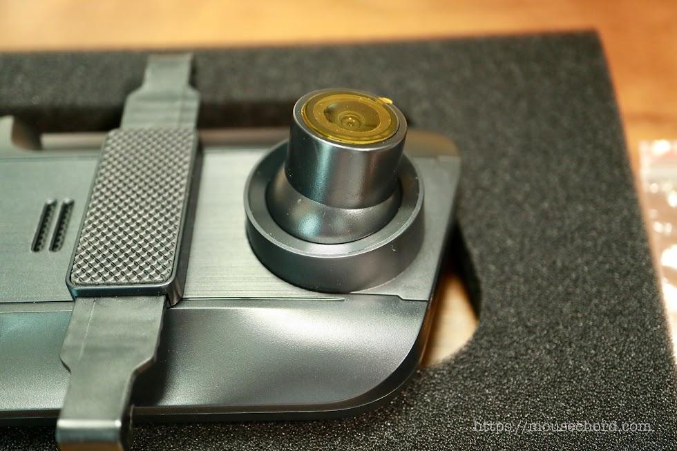 VanTopミラー型ドライブレコーダH609R商品Review