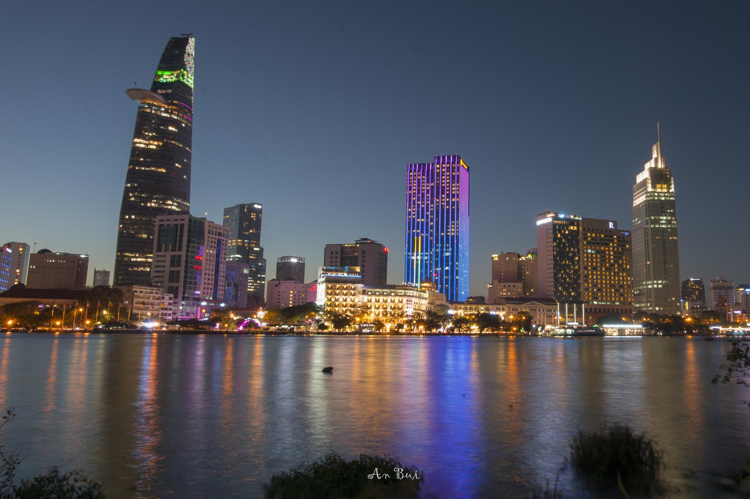 Sunset Photography in Saigon