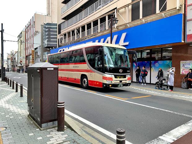 青森県の都市間バスは意外とある。