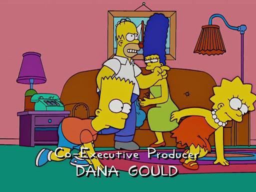 Los Simpsons 17x22 Juegos de pareja con Marge y Homero