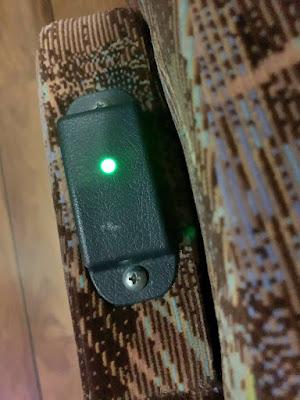 充電用USBポート