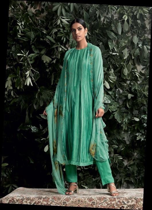 Sifat Sudriti Sahiba Pashmina Dress Material Manufacturer Wholesaler