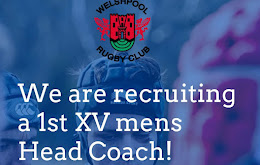 Welshpool looking for new head coach