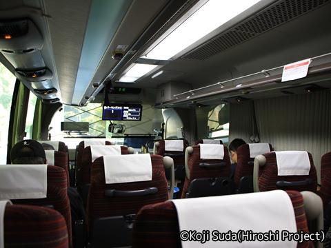 西鉄「桜島号」 3137 北熊本SA~えびのPA間_01