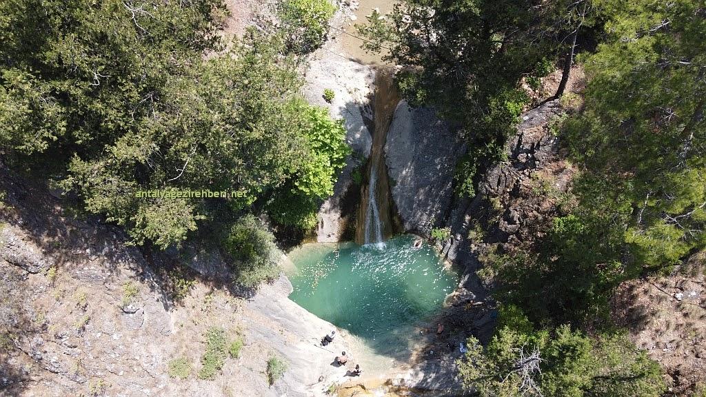 serik doğal havuzlar