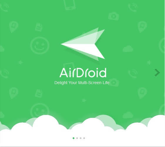 airdroid android app