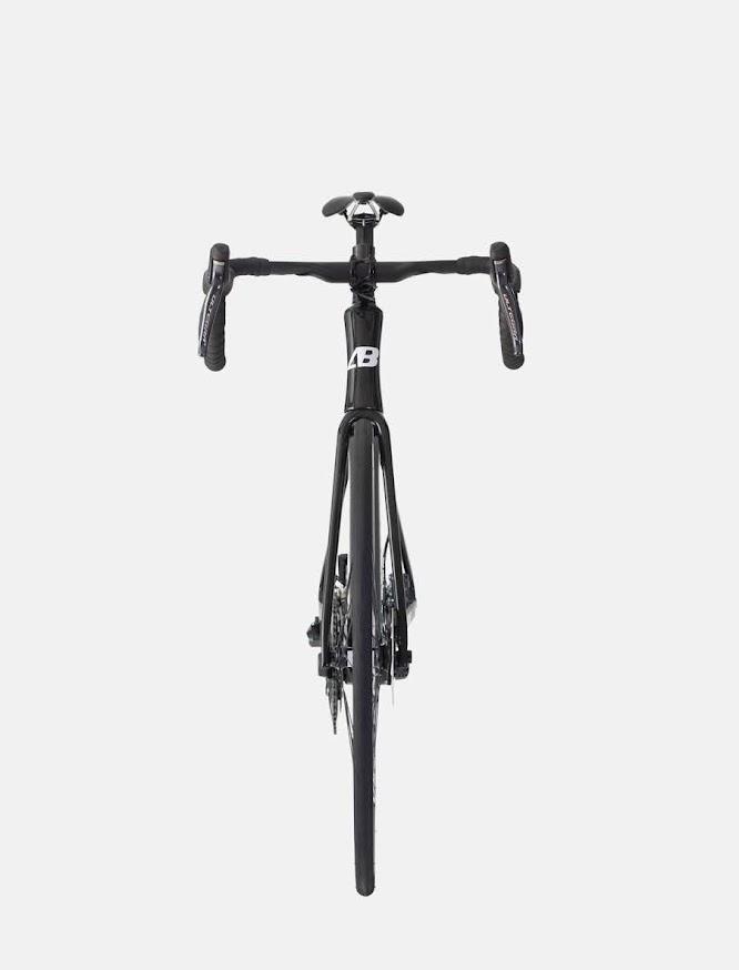 Allebike Industrie är aerodynamiskt utformad