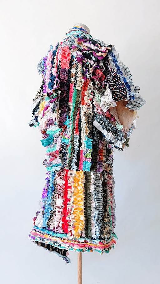Gathered Cloths - Week 3 result | Fafafoom Studio