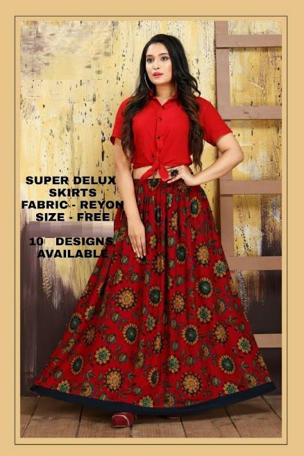 Jonny Super Delux Skirt Branded Skirt Catalog Lowest Price
