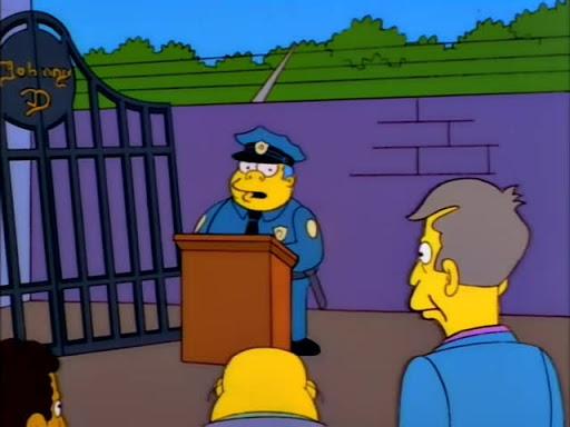Los Simpsons 9x09 La cruda realidad