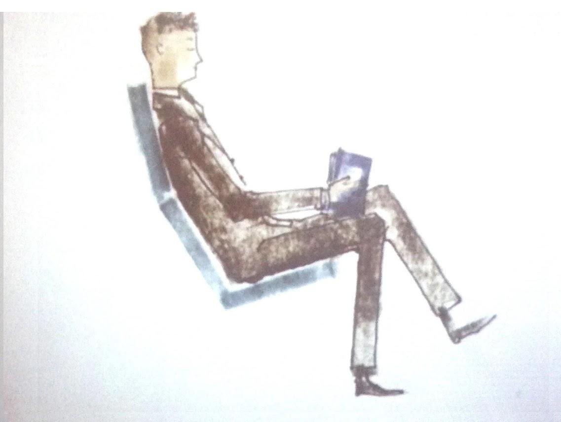 Наброски дизайна дивана