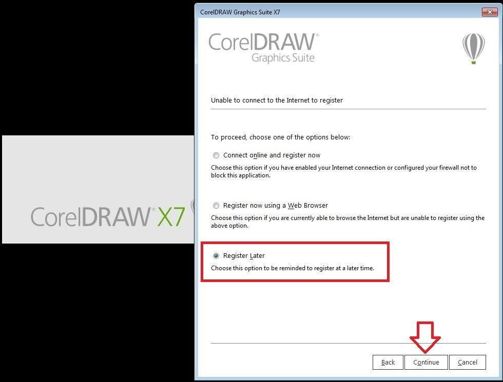 CorelDRAW Graphics Suite X7 Hướng Dẫn Cài Đầy Đủ 32bit-64bit 14