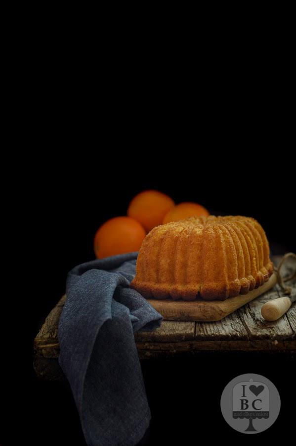 Loaf Cake de mascarpone y naranja