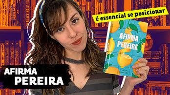 Resenha: Afirma Pereira