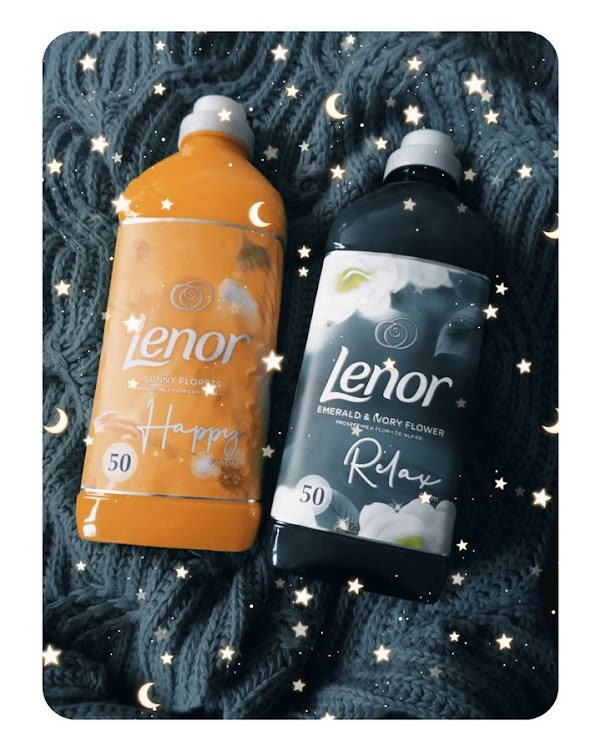 Lenor Fabric Softener: Happy and Relax Review