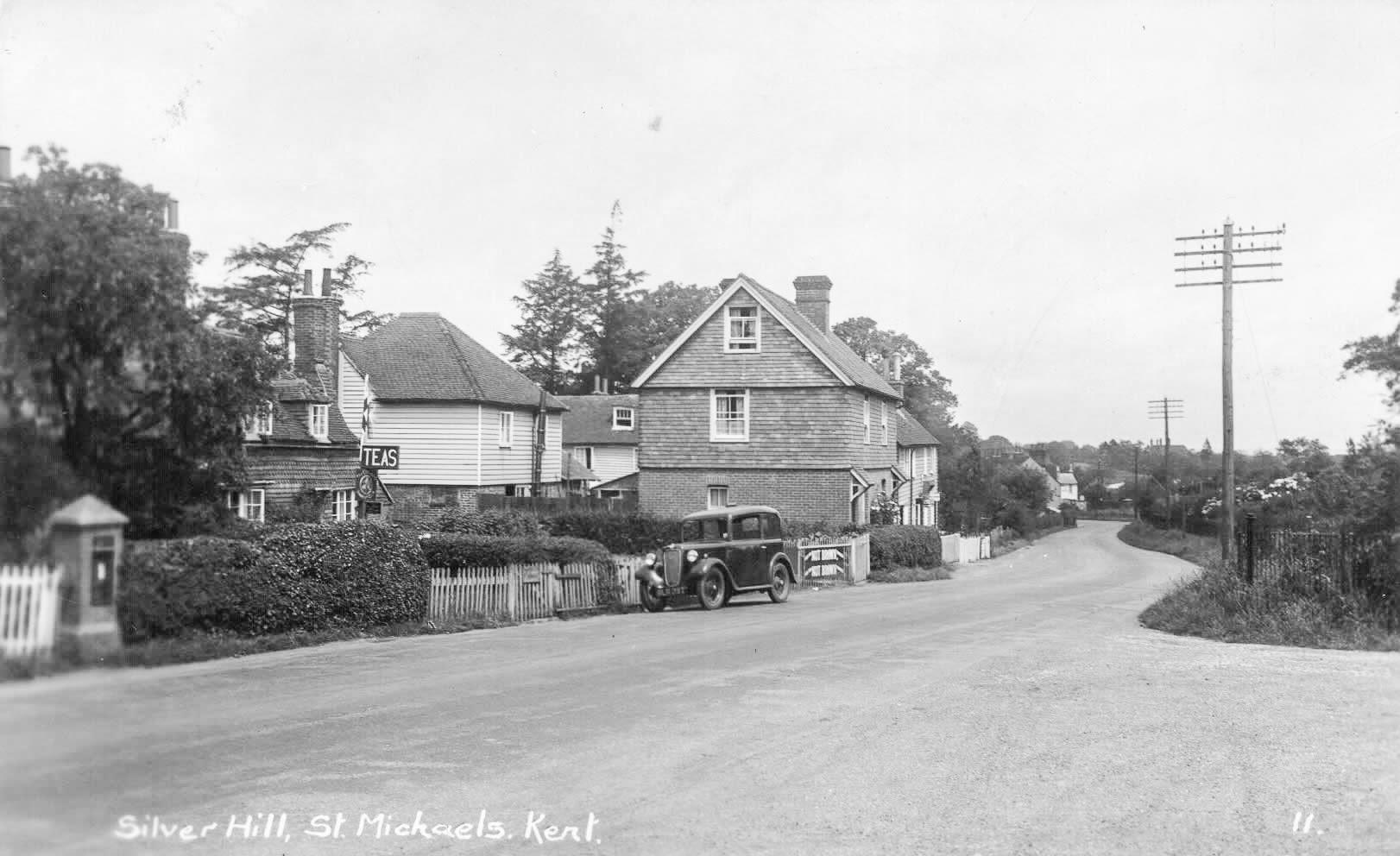 Tenterden Archive 1930 - Silver Hill