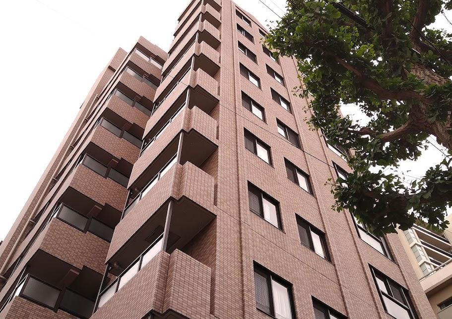 20200526中野富士見町のマンション