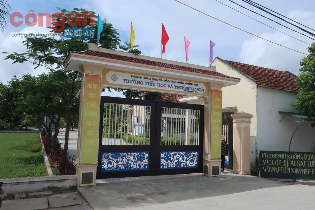 Trường Tiểu học - Trung học cơ sở Ngọc Sơn