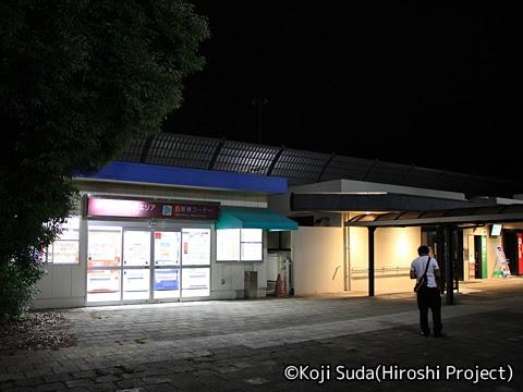 南海バス「サザンクロス」長岡・三条線 ・518 草津PA第二駐車場