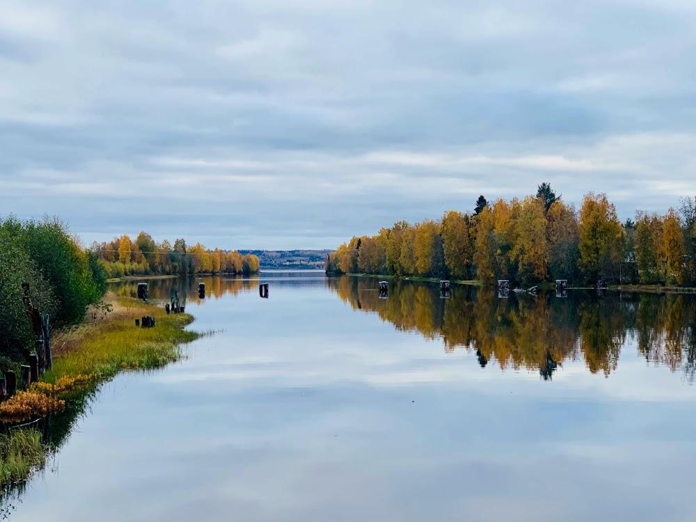 Осенний roadtrip  интровертов, октябрь 2019