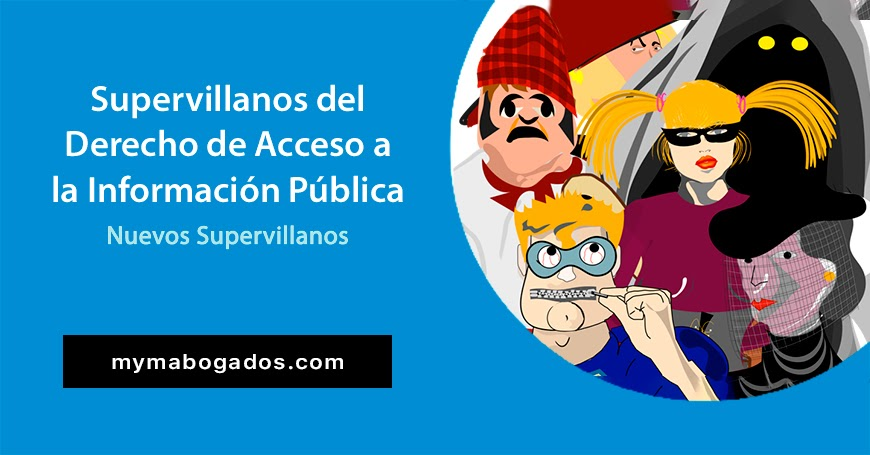 Supervillanos del Acceso a la Información Pública | Melián Abogados