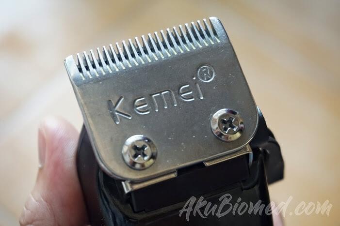 Kemei 300 series Clipper blade