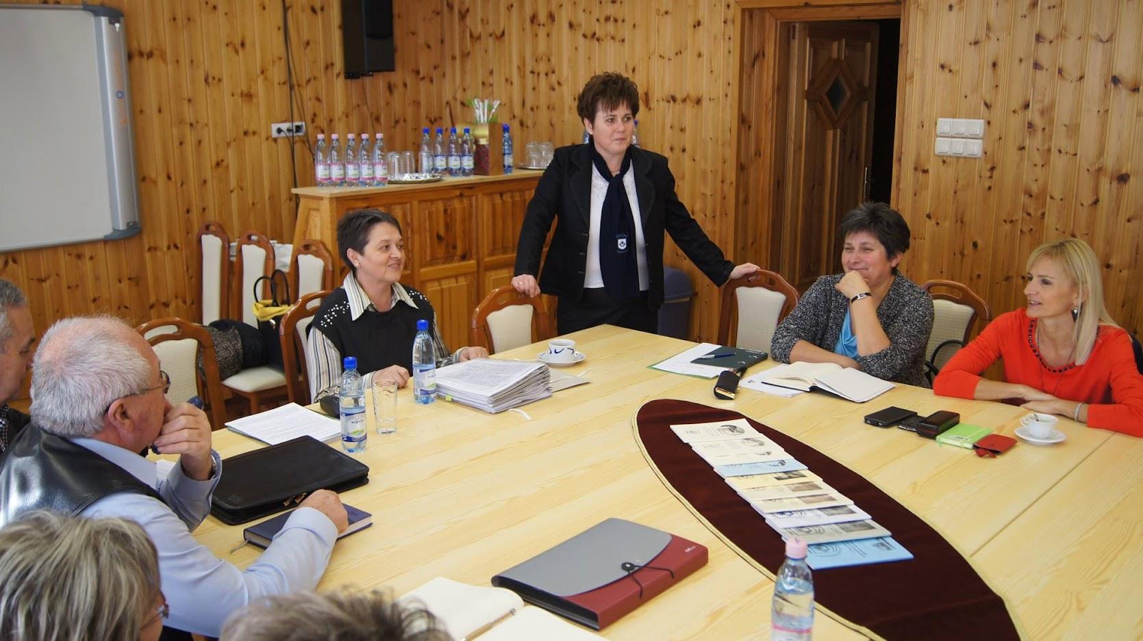 Hajdúnánás igazgatói értekezlet