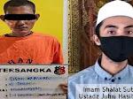 Penampar Imam Sedang Memimpin Sholat di Masjid Ditetapkan Jadi Tersangka