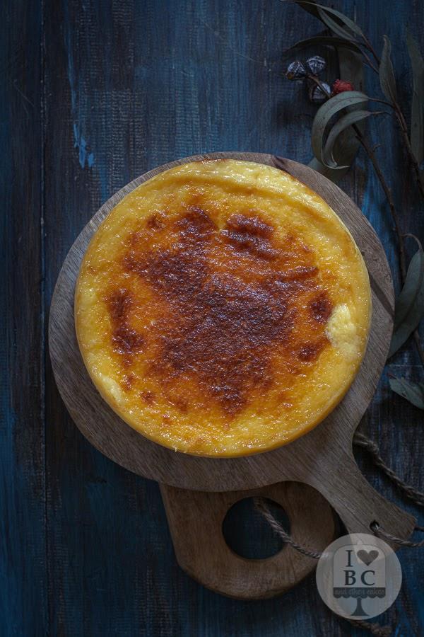 Pastel de arroz. Segunda edición de Dulces todo el año