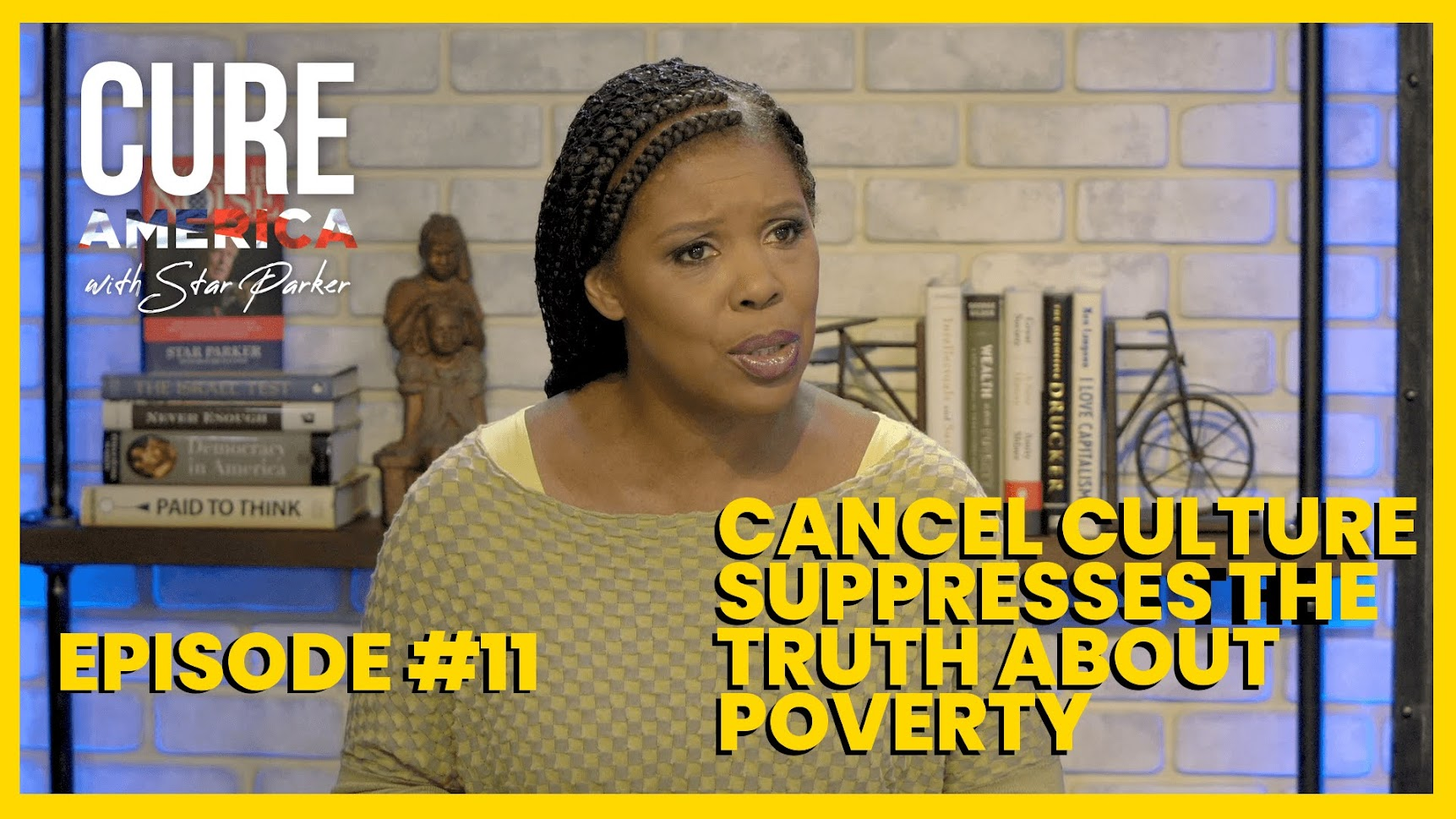 Cancel Culture Suppresses the Truth about Poverty