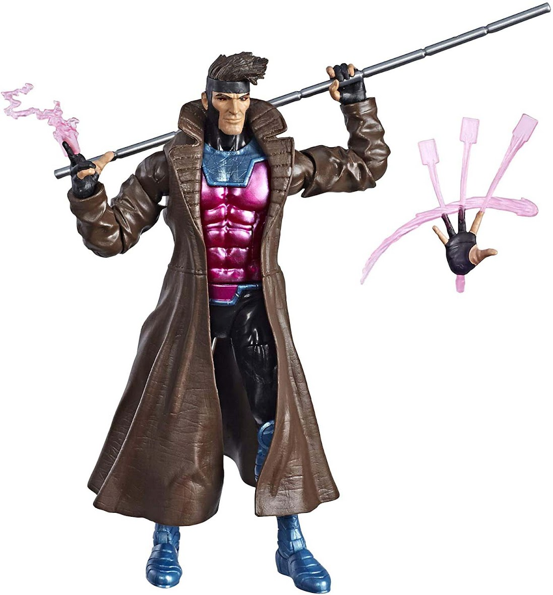 """Marvel Hasbro Legends Series 6"""" Collectible Action 6-inch, Multi-colored"""