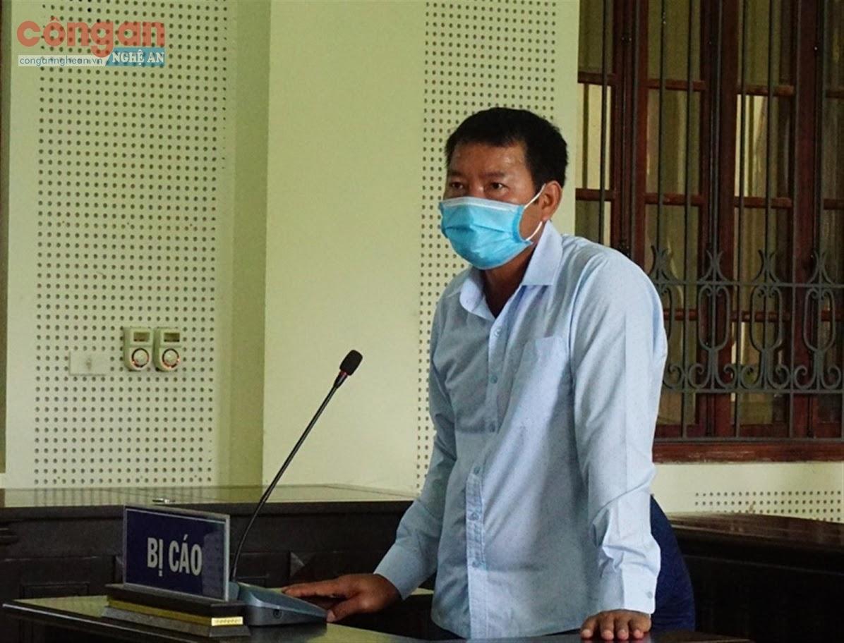 Bị cáo Nguyễn Văn Bắc