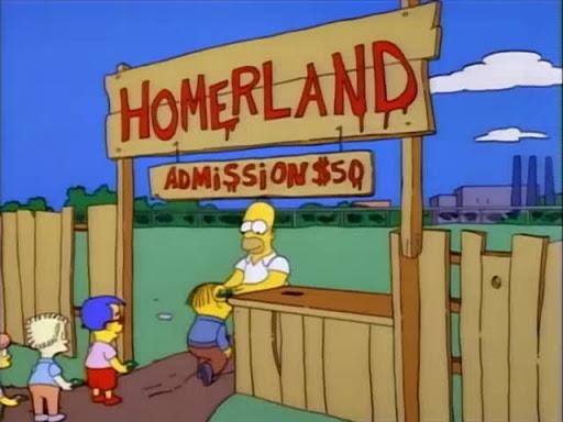Los Simpsons 5x07 Filosofía Bartiana