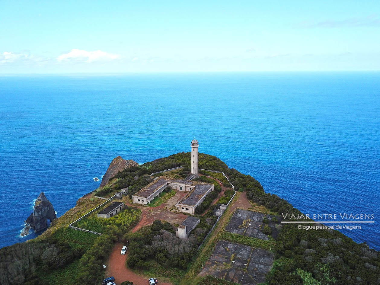 Ponta dos Rosais - São Jorge Açores