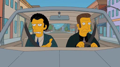 Los Simpsons 22x19 Las Verdaderas Esposas del Gordo Tony