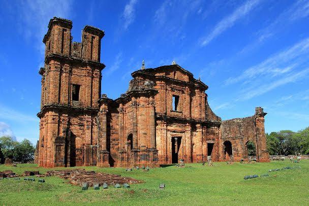 Sítio Arqueológico de São Miguel Arcanjo em São Miguel das Missões