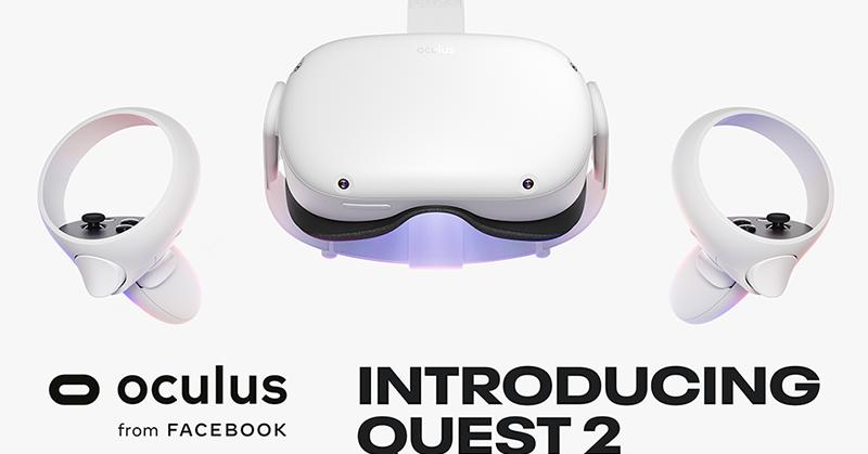 OCULUS QUEST 2 VR แบบ STAND ALONE ที่ดีขึ้นแต่ราคาถูกลง