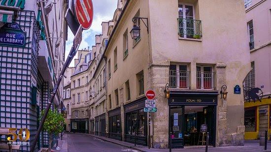 エミリー、パリへ行く グレイスペースのお店 / La Boucherie Polmard