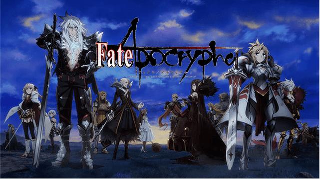 Fate/Apocrypha|全話アニメ無料動画まとめ