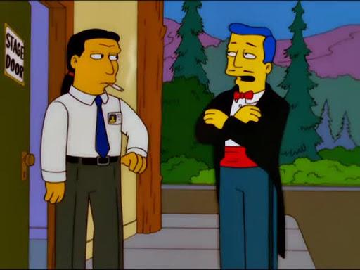 Los Simpsons 11x17 Bart al futuro
