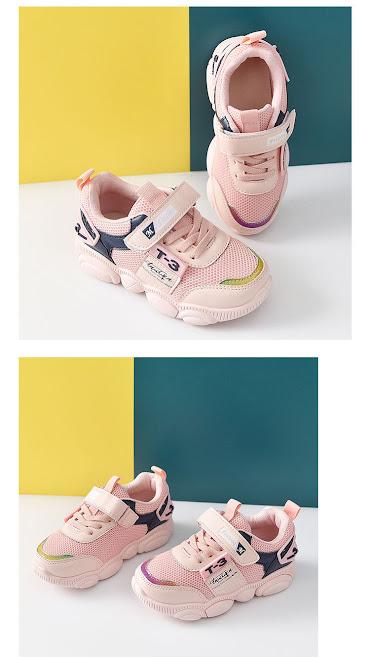 Giày Thể Thao Trẻ Em Mới Nhất Chống Trơn Trượt, Thoáng Khí Size 27-31 - 4