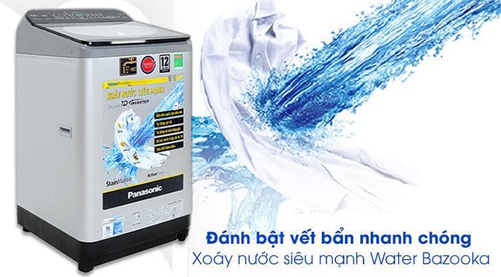 Xoáy nước siêu mạnh Water Bazooka