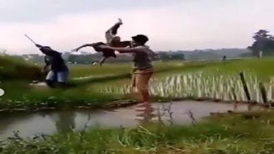 Viral Video Anak Yatim Dianiaya Pemuda, Kemaluannya Sampai Di Balsem