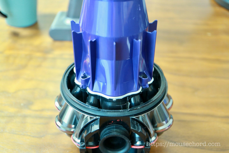 [分解洗浄] Dyson V6 Fluffy+SV07メンテナンス編!